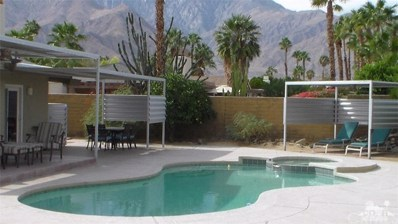 1390 Luna Way, Palm Springs, CA 92262 - MLS#: 218030284DA