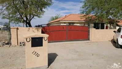 1370 Carpenteria, Thermal, CA 92274 - MLS#: 218030462DA
