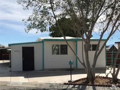 69451 Midpark Drive, Desert Hot Springs, CA 92241 - MLS#: 218030856DA