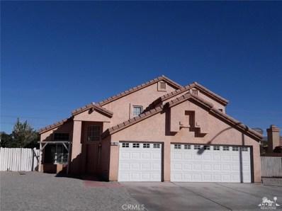 81166 Red Bluff Road, Indio, CA 92201 - MLS#: 218030982DA