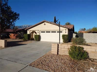 27225 Avenida Quintana, Cathedral City, CA 92234 - MLS#: 218031394DA