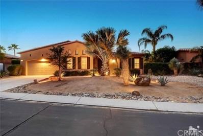 115 Via Santo Tomas, Rancho Mirage, CA 92270 - MLS#: 218031612DA
