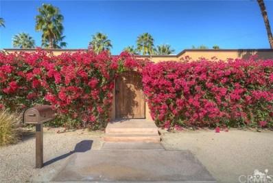 45475 Verba Santa Drive, Palm Desert, CA 92260 - MLS#: 218031758DA