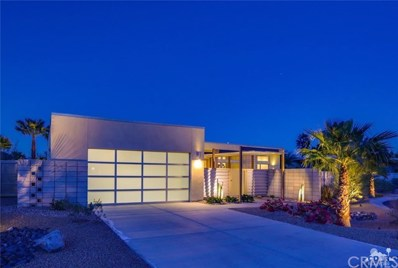1124 Solace Court, Palm Springs, CA 92262 - MLS#: 218031778DA