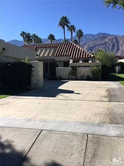 975 Saint George Circle UNIT B, Palm Springs, CA 92264 - MLS#: 218031996DA