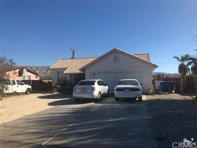 13220 Ramona Drive, Desert Hot Springs, CA 92240 - MLS#: 218032230DA