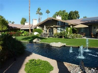 95 Laredo Lane Lane, Palm Desert, CA 92211 - MLS#: 218032350DA