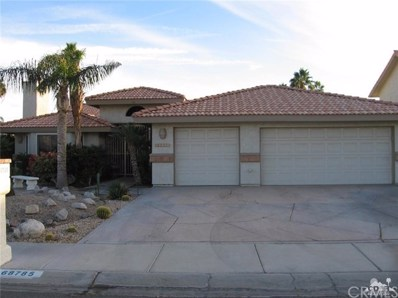 68785 Raposa Road, Cathedral City, CA 92234 - MLS#: 218032846DA