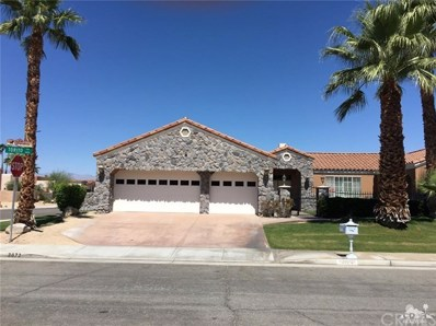 3672 Torito Circle, Palm Springs, CA 92264 - MLS#: 218032908DA