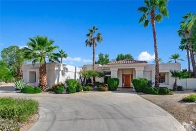 72420 Tanglewood Lane Lane, Rancho Mirage, CA 92270 - MLS#: 218032974DA