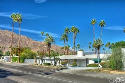 1350 Mesquite Avenue, Palm Springs, CA 92264 - MLS#: 218032980DA