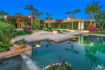 1 Milton Place, Rancho Mirage, CA 92270 - MLS#: 218033062DA