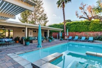 1590 Paseo El Mirador, Palm Springs, CA 92262 - MLS#: 218033170DA