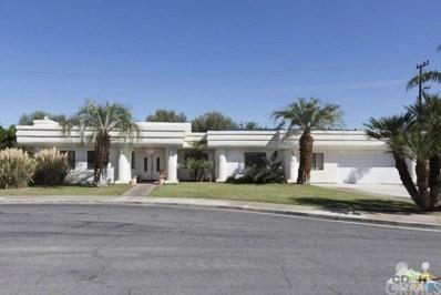 1050 Deepak Road, Palm Springs, CA 92262 - MLS#: 218033200DA