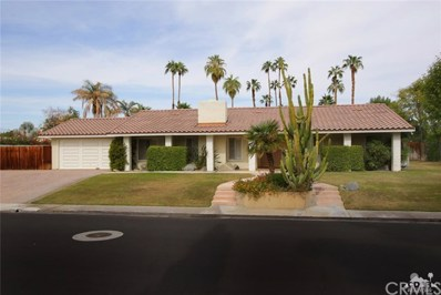 72572 Jamie Way, Rancho Mirage, CA 92270 - MLS#: 218033222DA