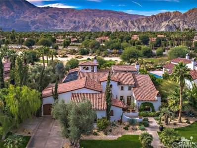 55495 Medallist Drive, La Quinta, CA 92253 - MLS#: 218033242DA