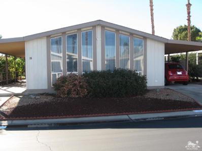 18 coble Drive, Cathedral City, CA 92234 - MLS#: 218033268DA