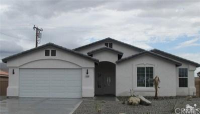 15825 Avenida Manzana, Desert Hot Springs, CA 92240 - MLS#: 218033584DA