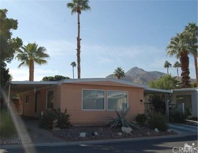 48 Poquito Drive, Palm Springs, CA 92264 - MLS#: 218033624DA