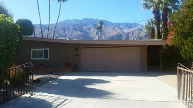 1270 Pasatiempo Road, Palm Springs, CA 92262 - MLS#: 218033710DA
