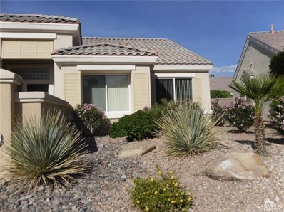 34824 STACCATO Street, Palm Desert, CA 92211 - MLS#: 218033760DA