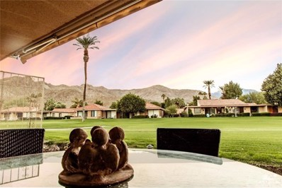 38 Palma Drive, Rancho Mirage, CA 92270 - MLS#: 218033806DA