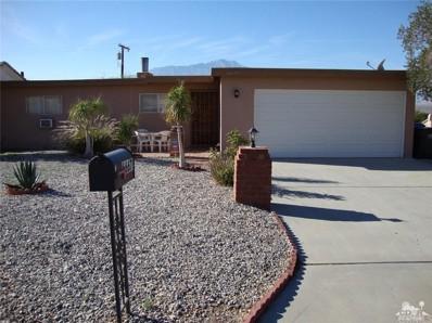 66671 San Rafael Road, Desert Hot Springs, CA 92240 - MLS#: 218033810DA