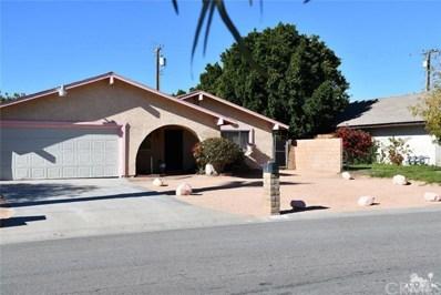 13547 Caliente Drive, Desert Hot Springs, CA 92240 - MLS#: 218034126DA