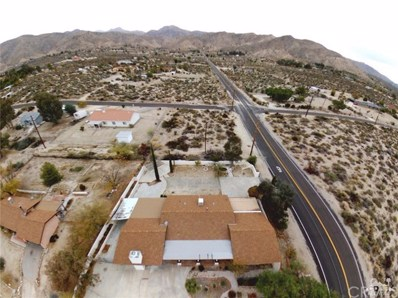 49296 Vista Drive, Morongo Valley, CA 92256 - MLS#: 218034222DA