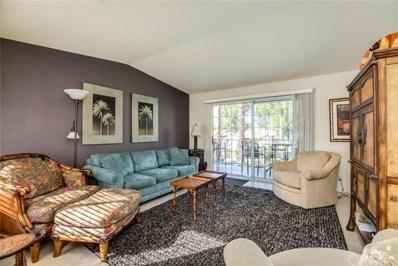505 Farrell Drive UNIT G42, Palm Springs, CA 92264 - #: 218034278DA