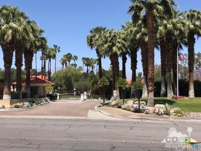 2820 N Arcadia Court UNIT 105, Palm Springs, CA 92262 - MLS#: 218034336DA