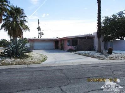 2025 Francis Drive, Palm Springs, CA 92262 - MLS#: 218034398DA