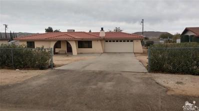 58190 Delano, Yucca Valley, CA 92284 - MLS#: 218034560DA