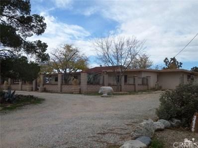3436 El Dorado Avenue, Yucca Valley, CA 92284 - MLS#: 218034864DA