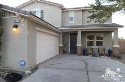 84417 Indigo Court, Coachella, CA 92236 - MLS#: 218034906DA