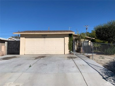 66240 Desert View Avenue, Desert Hot Springs, CA 92240 - MLS#: 218035018DA