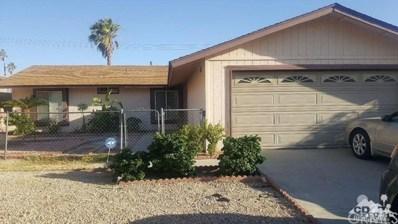66137 Avenida Ladera, Desert Hot Springs, CA 92240 - MLS#: 218035370DA