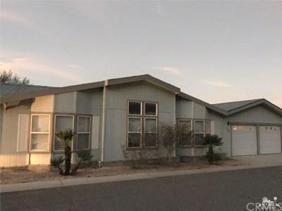 22840 Sterling Avenue UNIT 153, Palm Springs, CA 92262 - MLS#: 218035424DA