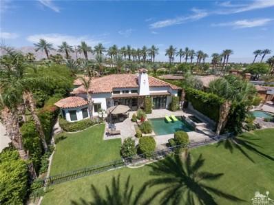 56078 Palms Drive, La Quinta, CA 92253 - MLS#: 218035868DA