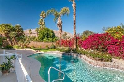 72980 Deer Grass Drive, Palm Desert, CA 92260 - MLS#: 218035992DA