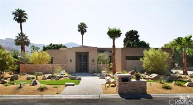 40555 Thunderbird Terrace, Rancho Mirage, CA 92270 - #: 219000011DA