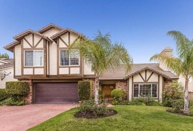 6326 Daylight Drive, Agoura Hills, CA 91301 - MLS#: 219000068