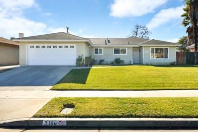 2184 Briarfield Street, Camarillo, CA 93010 - MLS#: 219000167