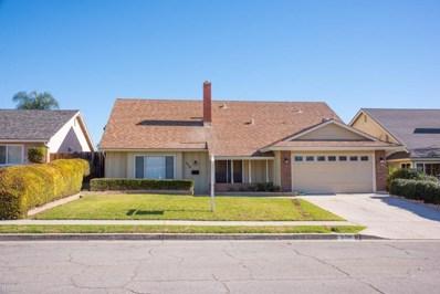 370 Montebello Avenue, Ventura, CA 93004 - MLS#: 219000204
