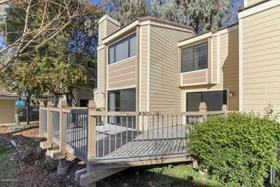 1168 Westlake Boulevard UNIT A, Westlake Village, CA 91361 - MLS#: 219000209
