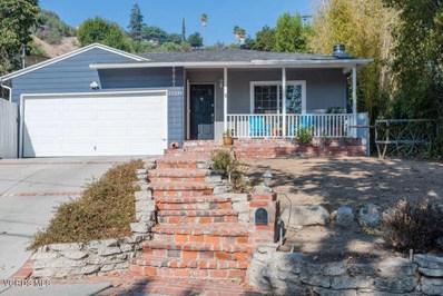 22231 De La Osa Street, Woodland Hills, CA 91364 - MLS#: 219000227