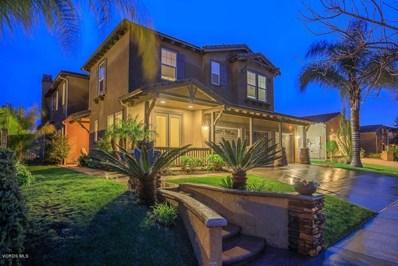 4590 Via Laguna, Newbury Park, CA 91320 - MLS#: 219000246