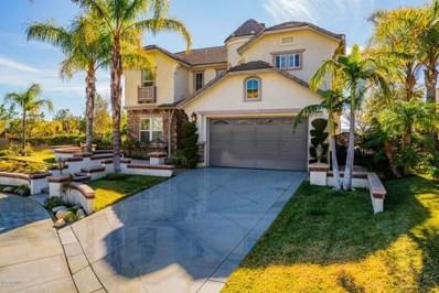 3719 Red Hawk Court, Simi Valley, CA 93063 - MLS#: 219000318