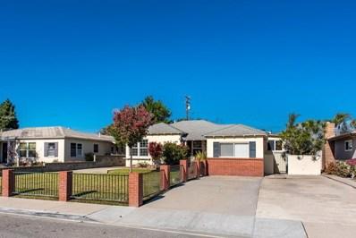 615 Doris Avenue, Oxnard, CA 93030 - MLS#: 219000378