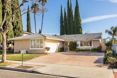 2552 Loretta Circle, Simi Valley, CA 93065 - MLS#: 219000384
